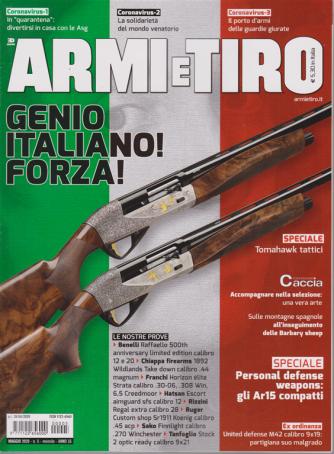 Armi e  Tiro - n. 5 - mensile - maggio 2020