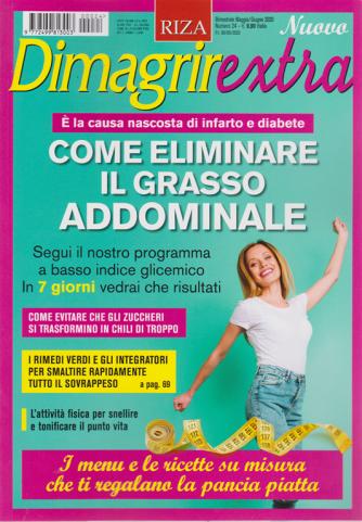 Dimagrirextra - n. 24 - bimestrale - maggio - giugno 2020