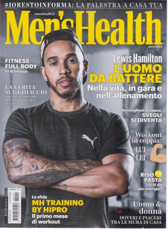 Men's Health - n. 215 - aprile 2020 - mensile -