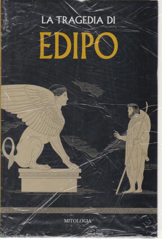 Mitologia - La tragedia di Edipo - n. 14 - settimanale - 8/5/2020 - copertina rigida