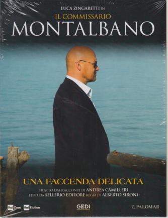 Luca Zingaretti in Il commissario Montalbano - Una faccenda delicata - n. 9 - settimanale - 12 maggio 2020 -