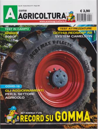 A come Agricoltura - n. 74 - maggio 2020 - mensile