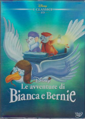 I Dvd di Sorrisi4 -n. 25 - Le avventure di Bianca e Bernie- 12/5/2020 - settimanale