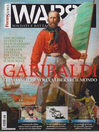 Focus Storia Wars - n. 3 - 12 maggio 2020 - trimestrale