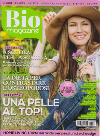 Bio Magazine - n. 54 - mensile - aprile 2019 -