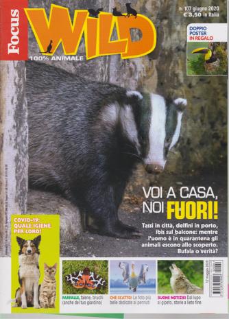 Focus Wild - n. 107 - giugno 2020 -