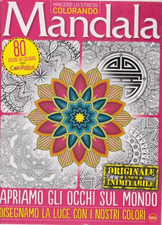Color Relax Speciale Mandala- n. 1 - bimestrale - maggio - giugno 2020 -