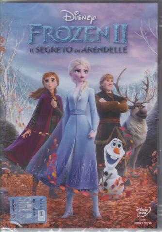 I Dvd di Sorrisi3 - Frozen 2 Il segreto di Arendelle - n. 5 - settimanale - 15/5/2020