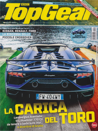 Bbc Top Gear - n. 150 - mensile - 12/5/2020