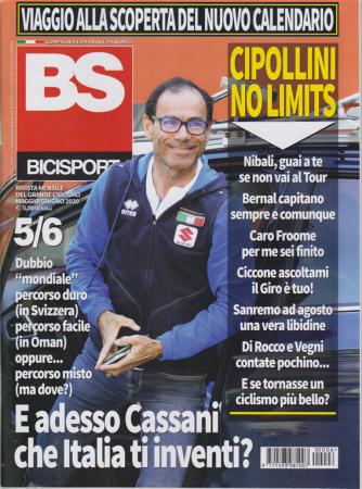 Bicisport - Bs - n. 6 - mensile - maggio - giugno 2020