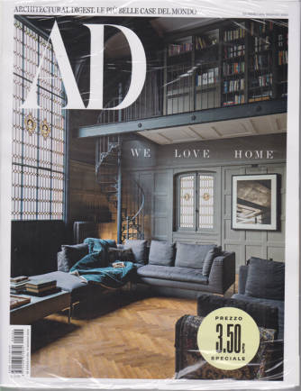 Ad-Architectural Digest - n. 464 - maggio 2020 - mensile