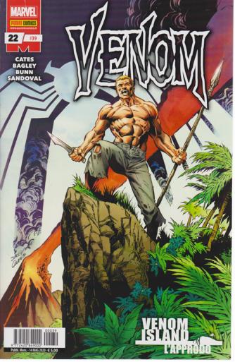 Venom - n. 39 - mensile - 14 maggio 2020 - Venom Island - L'approdo