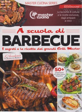 Master cucina - A scuola di barbecue - n. 1 - 29/3/2019 -