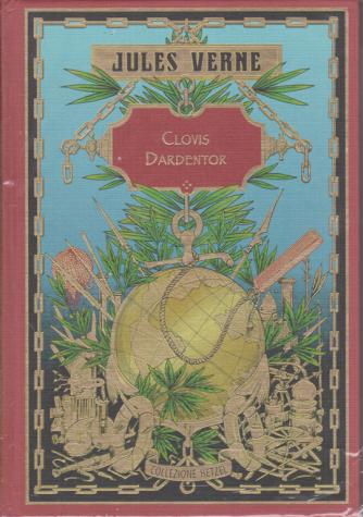 Jules Verne - Clovis Dardentor - n. 34 - settimanale - 16/5/2020 - copertina rigida