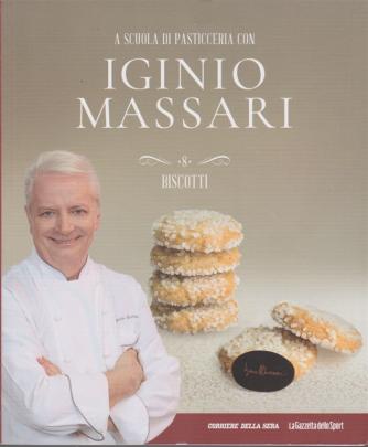 A scuola di pasticceria con Iginio Massari - n. 8 - Biscotti - settimanale