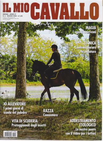 Il mio cavallo - n. 6 - giugno 2020 - mensile
