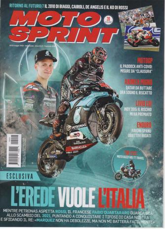 Motosprint - n. 20 - 19/25 maggio 2020 - settimanale