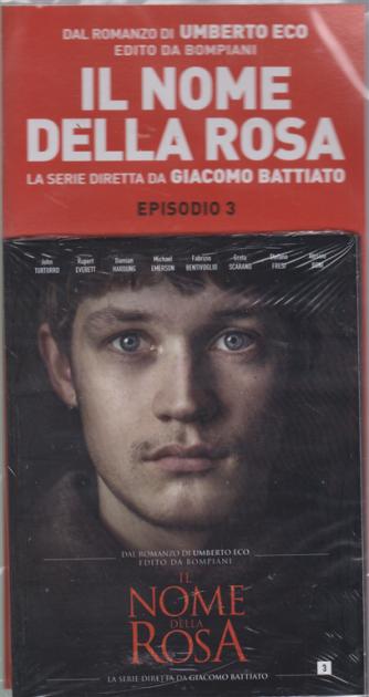 Il Nome Della Rosa - - Episodio 3 - dal romanzo di Umberto Eco - 2 aprile 2019 - settimanale