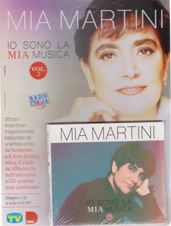 Cd Sorrisi e  Canzoni n. 11  - Mia Martini - Io sono la mia musica - 19/5/2020 - settimanale - doppio cd
