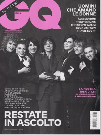 Gq Italia - n. 240 - maggio - giugno 2020 - mensile