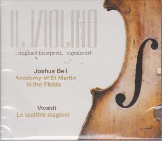 Il Violino Cd - Joshua Bell - Vivaldi - n. 2 -