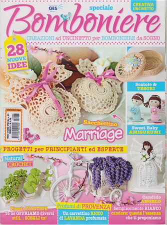 Mani D'oro Special - Speciale bomboniere - n. 83 - mensile -