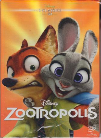 I Dvd di Sorrisi4 - Zootropolis - n. 26 - 19/5/2020 - settimanale -