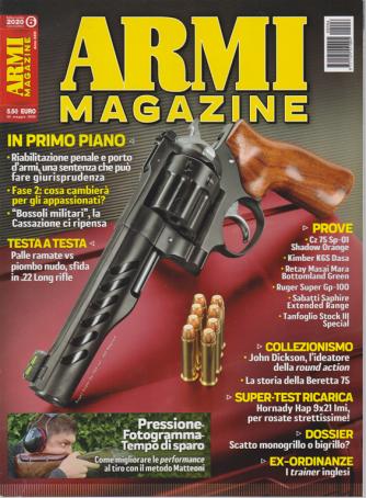 Armi Magazine - n. 6 - mensile - giugno 2020