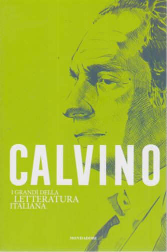 I grandi della letteratura italiana - n. 5 - Calvino - settimanale