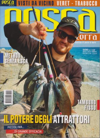 Pesca da Terra - n. 6 - giugno 2020 - mensile