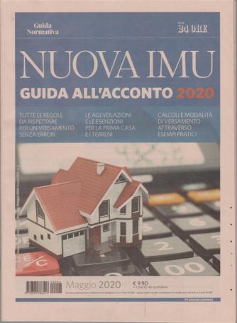 Guida Operativa - Nuova Imu - Guida all'acconto - maggio 2020 - n. 2 - mensile