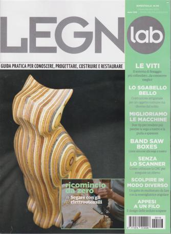 Legno lab - n. 116 - bimestrale - maggio - giugno 2020 -
