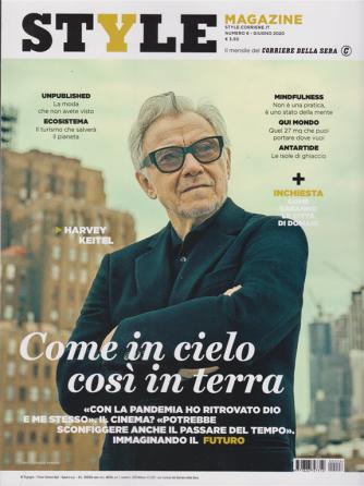 Style magazine - n. 6 - giugno 2020 -