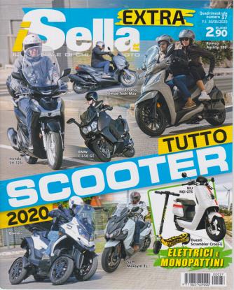 In Sella Extra - Tutto Scooter 2020 - n. 37 - quadrimestrale- 30/5/2020
