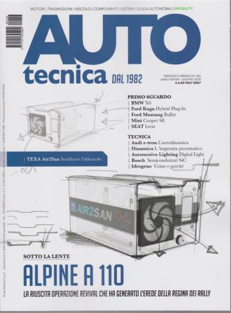 Auto Tecnica - n. 456 - mensile - giugno 2020