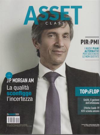 Asset Class - n. 25 - 25 maggio 2020 - mensile