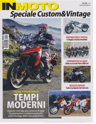In Moto - Speciale Custom & Vintage - n. 14 - 29 maggio 2020 -