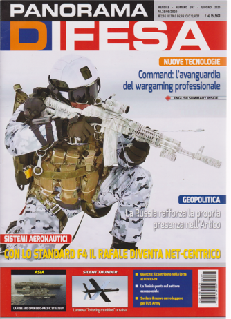 Panorama Difesa - n. 397 - mensile - giugno 2020