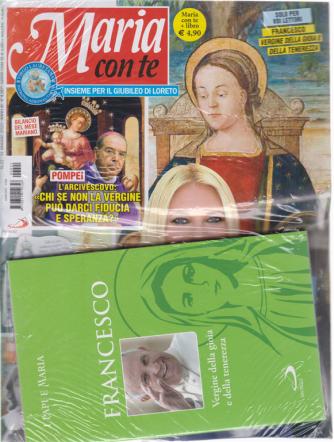 Maria con te - n. 22 - 31 maggio 2020 - settimanale - + 1 libro I papi e Maria - Francesco - Vergine della gioia e della tenerezza