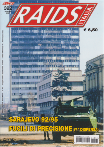 Raids - n. 392 -  15 maggio 2020 - mensile