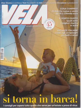 Il giornale della vela - n. 5 - giugno 2020 - mensile