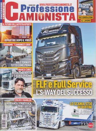 Professione Camionista - n. 258 - giugno 2020 - mensile