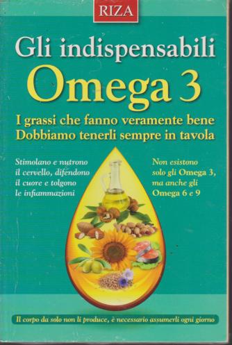 Alimentazionen naturale - Gli indispensabili Omega 3 - n. 43 - aprile 2019 -