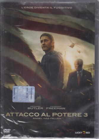 I Dvd Fiction di Sorrisi 2 n. 19 -Attacco al potere 3 - settimanale - 2/6/2020-
