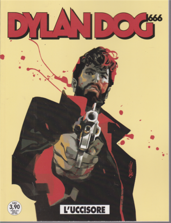 Dylan Dog - L'uccisore - n. 405 - 30 maggio 2020 -