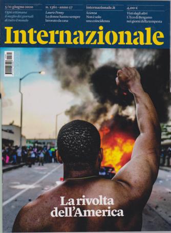 Internazionale - n. 1361 - 5/11 giugno 2020 - settimanale