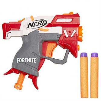 Confezione NERF MICRO SHOTS - FORTNITE