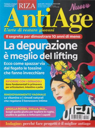 Riza Antiage - n. 12 - aprile 2019 - mensile