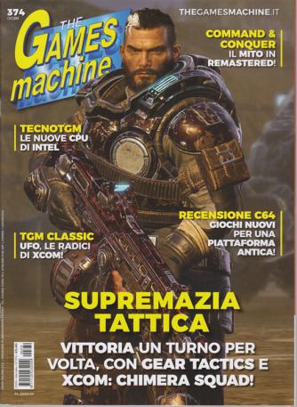 The Games Machine - n. 374 - mensile - 29/5/2020