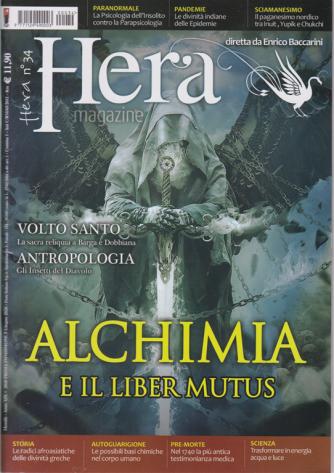 Hera magazine - n. 34 - mensile - 5 giugno 2020